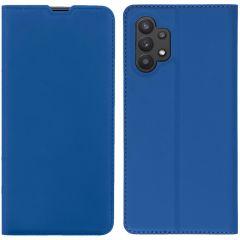iMoshion Slim Folio Book Case Samsung Galaxy A32 (4G) - Donkerblauw