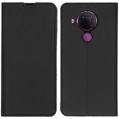 iMoshion Slim Folio Book Case Nokia 5.4 - Zwart