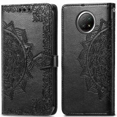 iMoshion Mandala Booktype Xiaomi Redmi Note 9T (5G) - Zwart