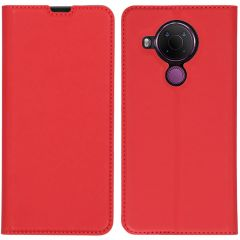 iMoshion Slim Folio Book Case Nokia 5.4 - Rood