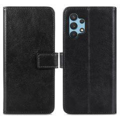 iMoshion Luxe Booktype Samsung Galaxy A32 (4G) - Zwart