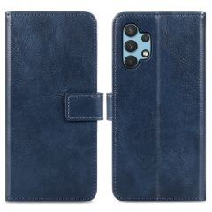 iMoshion Luxe Booktype Samsung Galaxy A32 (4G) - Donkerblauw
