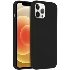Accezz Liquid Silicone Backcover met MagSafe iPhone 12 Pro Max