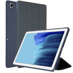 Accezz Smart Silicone Bookcase Samsung Galaxy Tab A7 - Donkerblauw