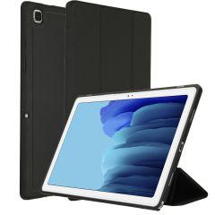 Accezz Smart Silicone Bookcase Samsung Galaxy Tab A7 - Zwart