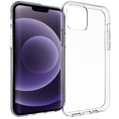 Accezz Clear Backcover iPhone 13 - Transparant