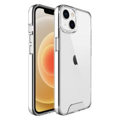 Accezz Xtreme Impact Backcover iPhone 13 - Transparant