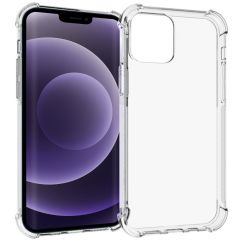 iMoshion Shockproof Case iPhone 13 - Transparant