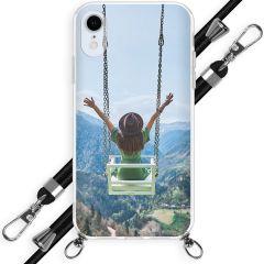 Ontwerp je eigen hoesje met koord iPhone Xr