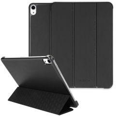 Selencia Nuria Vegan Lederen Trifold Book Case iPad Air (2020)