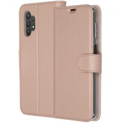 Accezz Wallet Softcase Booktype Samsung Galaxy A32 (5G) - Rosé Goud