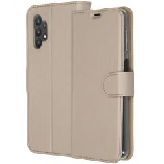Accezz Wallet Softcase Booktype Samsung Galaxy A32 (5G) - Goud