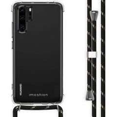 iMoshion Backcover met koord Huawei P30 Pro - Zwart Goud