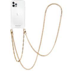 iMoshion Backcover met koord + armband - Ketting iPhone 12 (Pro)