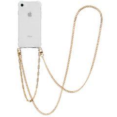 iMoshion Backcover met koord + armband - Ketting iPhone SE (2020)/8/7