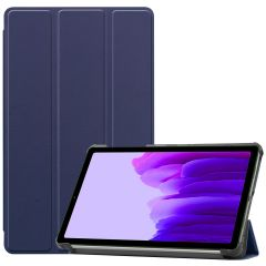 iMoshion Trifold Bookcase Samsung Galaxy Tab A7 Lite - Donkerblauw