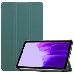 iMoshion Trifold Bookcase Samsung Galaxy Tab A7 Lite - Donkergroen