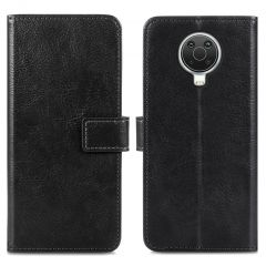 iMoshion Luxe Booktype Nokia G10 / G20 - Zwart