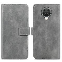 iMoshion Luxe Booktype Nokia G10 / G20 - Grijs
