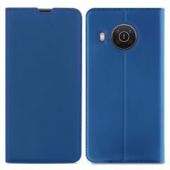iMoshion Slim Folio Book Case Nokia X10 / X20 - Blauw