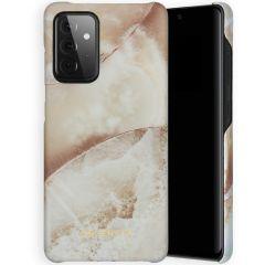 Selencia Fashion Backcover Galaxy A52 (5G) / A52 (4G) - Earth White