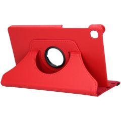 iMoshion 360° draaibare Bookcase Galaxy Tab A7 Lite - Rood