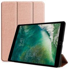 iMoshion Trifold Bookcase iPad Air 10.5 / iPad Pro 10.5 - Rosé Goud