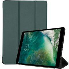 iMoshion Trifold Bookcase iPad Air 10.5 / iPad Pro 10.5 - Donkergroen