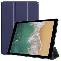 iMoshion Trifold Bookcase iPad Pro 12.9 / Pro 12.9 (2017) - Blauw