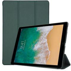 iMoshion Trifold Bookcase iPad Pro 12.9 / Pro 12.9 (2017) - Groen