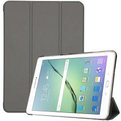 iMoshion Trifold Bookcase Samsung Galaxy Tab S2 9.7 - Grijs