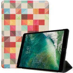 iMoshion Design Trifold Bookcase iPad Air 10.5 / Pro 10.5