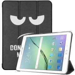 iMoshion Design Trifold Bookcase Samsung Galaxy Tab S2 9.7