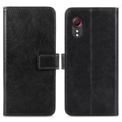 iMoshion Luxe Booktype Samsung Galaxy Xcover 5 - Zwart