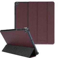 Selencia Kesia Slang Trifold Book Case Galaxy Tab A 10.1 (2019)