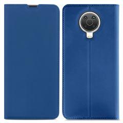 iMoshion Slim Folio Book Case Nokia G10 / G20 - Blauw