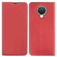 iMoshion Slim Folio Book Case Nokia G10 / G20 - Rood
