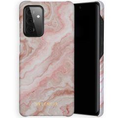 Selencia Fashion Backcover Galaxy A52 (5G) / A52 (4G) - Marble Rose