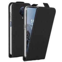 Accezz Flipcase Nokia G10 / G20 - Zwart