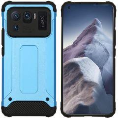 iMoshion Rugged Xtreme Backcover Xiaomi Mi 11 Ultra - Lichtblauw