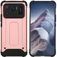 iMoshion Rugged Xtreme Backcover Xiaomi Mi 11 Ultra - Rosé Goud