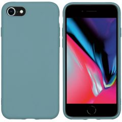 iMoshion Color Backcover iPhone SE (2020) / 8 / 7 - Donkergroen
