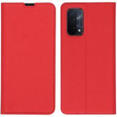 iMoshion Slim Folio Book Case Oppo A74 (5G) - Rood
