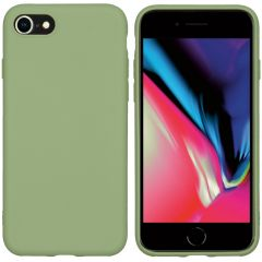 iMoshion Color Backcover iPhone SE (2020) / 8 / 7 - Olive Green