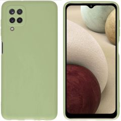 iMoshion Color Backcover Samsung Galaxy A12 - Olive Green