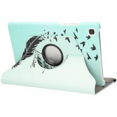 iMoshion 360° Draaibare Design Bookcase Galaxy Tab A7 - Dare to dream