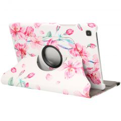 iMoshion 360° Draaibare Design Bookcase Galaxy Tab A7