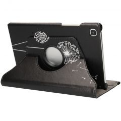 iMoshion 360° Draaibare Design Bookcase Galaxy Tab A7 - Dandelion