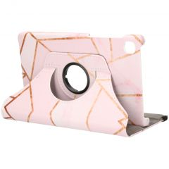 iMoshion 360° Draaibare Design Bookcase Galaxy Tab A7 Lite - Pink Graphic