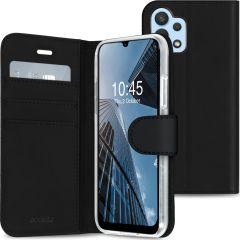 Accezz Wallet Softcase Booktype Samsung Galaxy A32 (4G) - Zwart